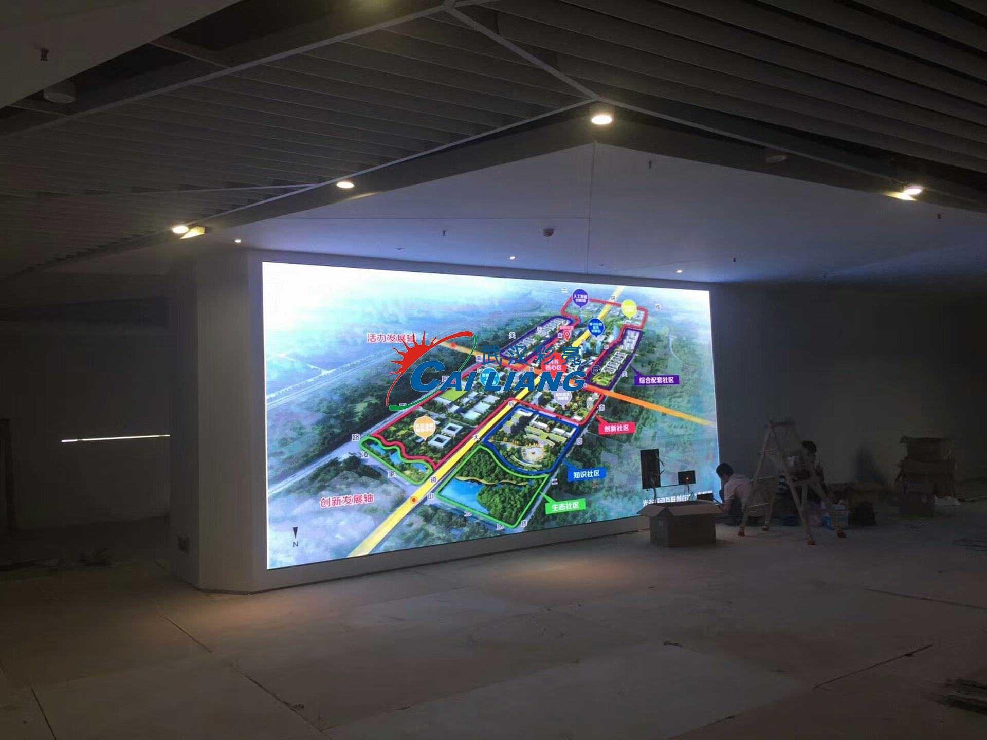 P1.875小间距及室内P2.5全彩LED显示屏(图2)