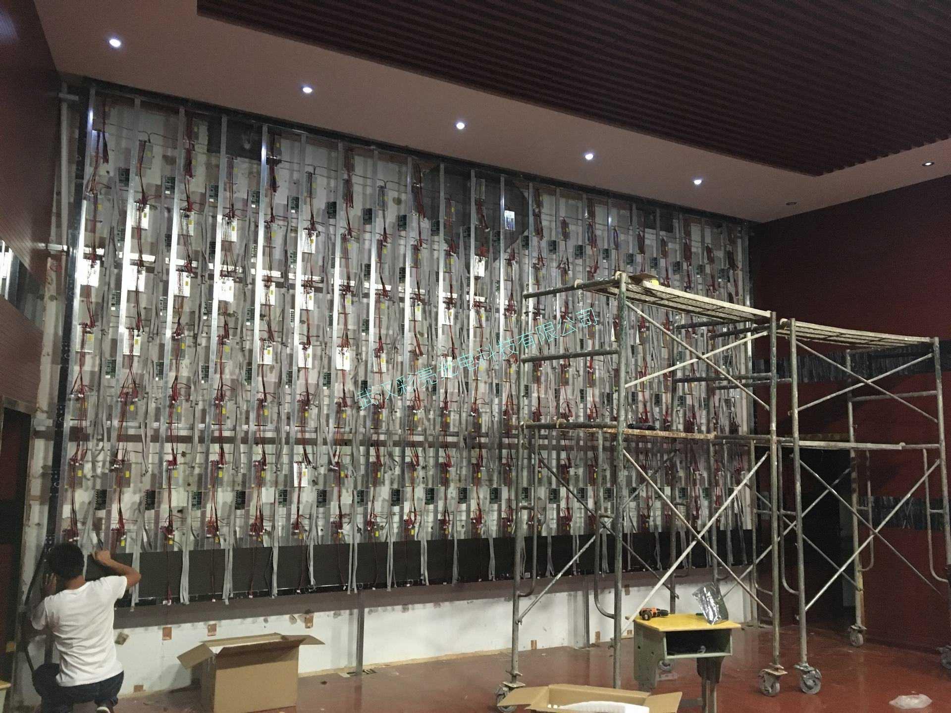 学校报告厅室内P2.5高刷高清全彩显示屏(图8)