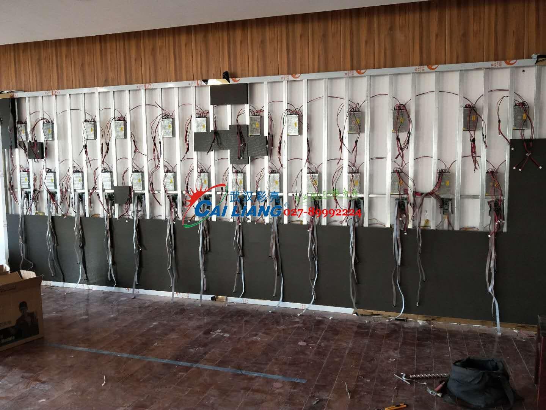 幼儿园室内P3全彩led显示屏