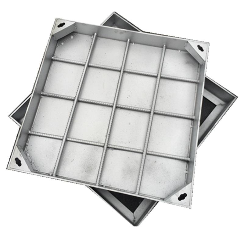 600*600不锈钢隐形井盖