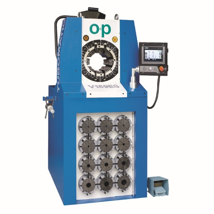 V159ES液压油管接头扣压机