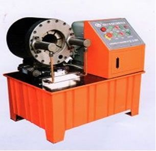 液压油管规格齐全扣压机