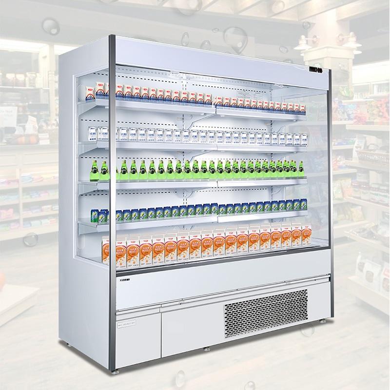 酸奶冷藏柜