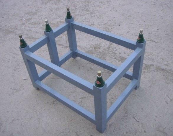 铸铁平板架子 大理石平台支架