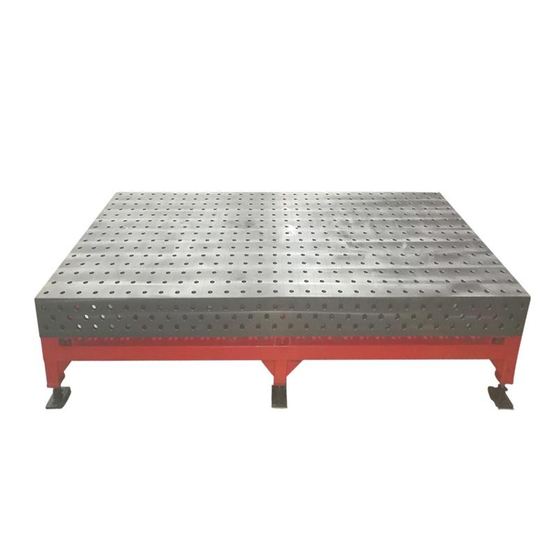铸铁三维柔性焊接平台